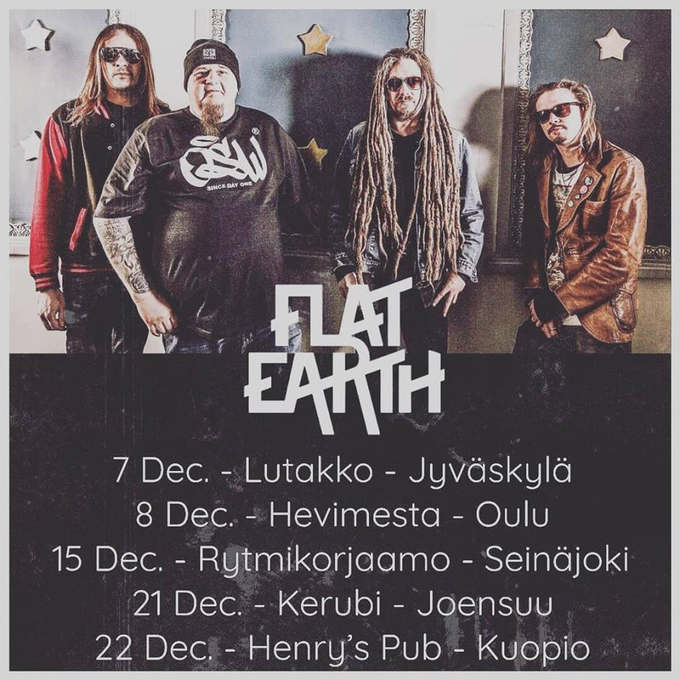 flat earth-tour2018